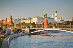 Москва и Центральный регион